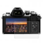 Protection écran appareil photo Olympus EM10 / EM10-2 caméra 2.5D bord incurvé 9H dureté de surface Trempé Protecteur d'écran...
