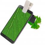 Microscope iPhone 60-100x Zoom numérique téléphone portable Loupe avec LED et clip Samsung Galaxy Note III / N9000 i9500 5 & ...
