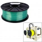 Consommable imprimante 3D PLA 1,75 mm Transparent Filaments de l'imprimante vert - wewoo.fr