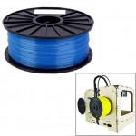 Consommable imprimante 3D PLA 1,75 mm Transparent Filaments de l'imprimante Bleu - wewoo.fr