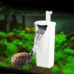 Purificateur d'eau silencieux de réservoir d'aquarium peu profonde style cascade 3W, prise américaine - wewoo.fr