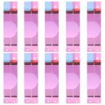 10 PCS iPartsAcheter pour l'adhésif de batterie de l'iPhone 8 Plus - wewoo.fr