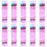 10 PCS iPartsAcheter pour iPhone 8 Batterie Adhésif - wewoo.fr