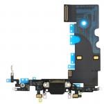 iPartsBuy pour iPhone 8 Câble de Port de Charge (Noir) - wewoo.fr
