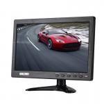 ESCAM T10 10.0 pouces TFT LCD 1024x600 Moniteur avec VGA et HDMI et AV et BNC et USB pour la sécurité CCTV PC - wewoo.fr