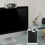 Universel Ultra-mince Conception WebCam Obturateur Curseur Caméra Couverture Autocollant de Confidentialité, Pour Ordinateur ...