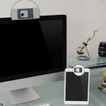 Universel Ultra-mince Conception WebCam Obturateur Curseur Couverture de la Caméra Protection de la Confidentialité, Pour Ord...