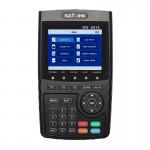 SATLINK WS6916 Numérique Satellite Signal Finder Meter, 3,5 pouces TFT LCD, Support DVB-S / S2, MPEG-2 / MPEG-4 - wewoo.fr