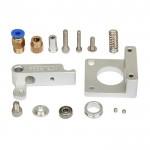 Kit d'alimentation en aluminium d'extrudeuse MK8 pour le filament de 1.75mm / 3mm - wewoo.fr