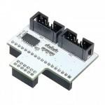 Adaptateur de panneau LCD pour imprimante 3D pour RAMPS-FD - wewoo.fr