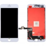 iPartsAcheter 3 en 1 pour iPhone 8 Plus (LCD + Cadre + Touch Pad) Assemblage Digitizer (Blanc) - wewoo.fr