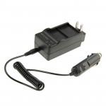 Chargeur Batterie GoPro 3 en 1 Appareil photo numérique double de voiture 3+ / AHDBT-201 AHDBT-301 US Plug - wewoo.fr