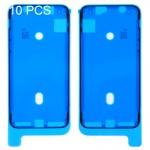 10 PCS iPartsAcheter pour iPhone X LCD Cadre Bezel Adhésifs Autocollants - wewoo.fr