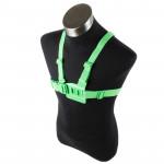 TMC thoracique de la ceinture GoPro 4 / 3+ 3/2/1 Vert - wewoo.fr
