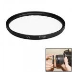 Filtre UV appareil photo Kenko optique 77mm Lens Filter Noir - wewoo.fr